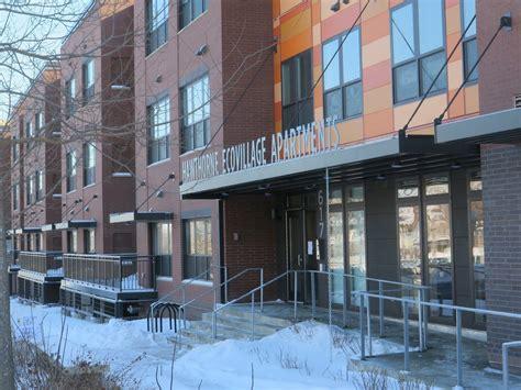 public housing mn minneapolis adds 75 units of affordable housing near transit minnesota public radio news