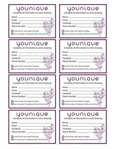 free printable younique order forms sunny s younique order form younique 3d fiber lash