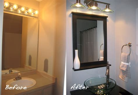 Bathroom Ideas Diy by Before And After Diy Bathroom Renovation Ideas