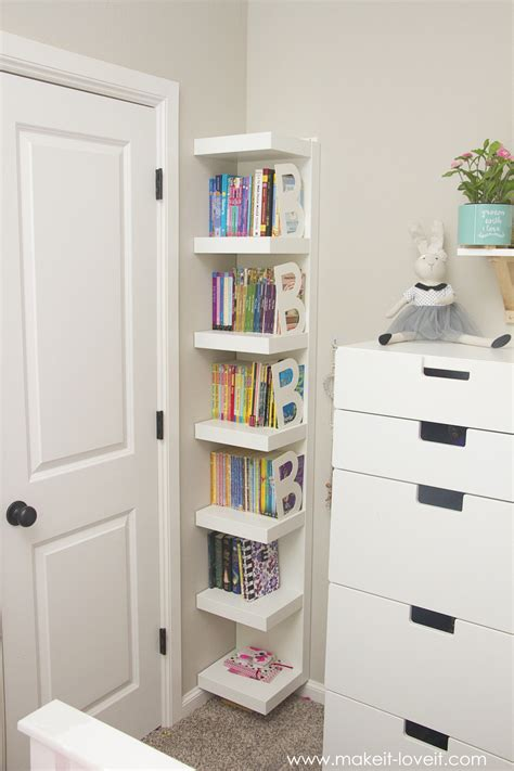bookshelves for small bedrooms ideas for a shared girl s bedroom finally complete
