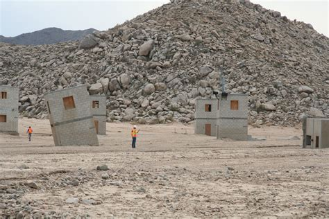 Irwin Post Office by Corps Sends Team To Fort Irwin To Assess Monsoon Damage