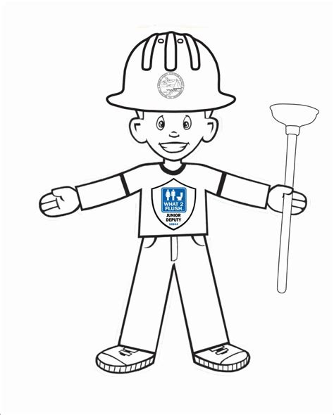 Flat Stanley Coloring Page Coloring Home Flat Stanley Coloring Pages