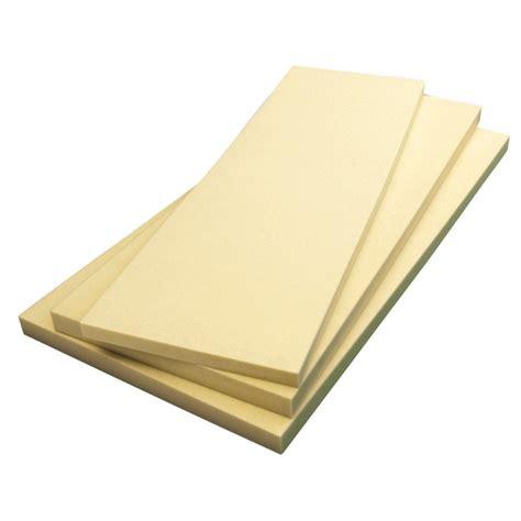 Foam Padding by Memory Foam Topper Pad 50mm Para Rubber