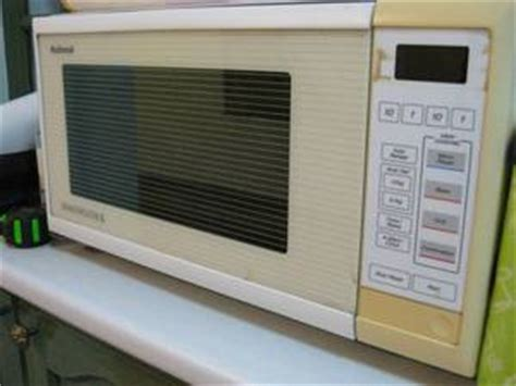 National Dimension 4 Microwave Oven 800w Singapore