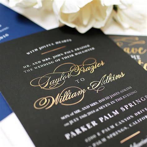 Wedding Invitation Design 2017 by 2017 Wedding Invitation Trends You Need To Modwedding