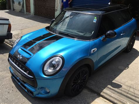 Back For Mini Blue my electric blue brasileiro 2015 mini cooper forum