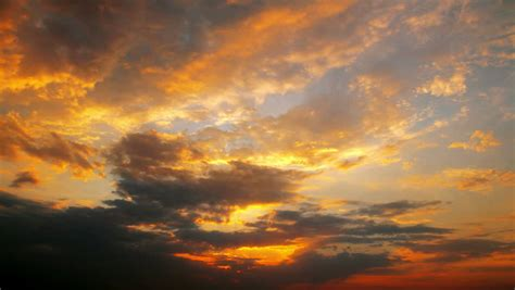 sunset timelapse  full stock footage video