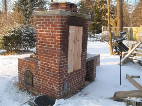 backyard brick smoker 78 images about grills on pinterest crafting backyards