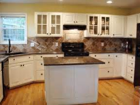 white kitchen cabinets with marble countertops white kitchen cabinets brown countertops quicua