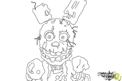 five nights of freddy coloring pages free coloring pages of golden fredy