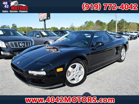 acura nsx for sale 1992 acura nsx for sale in garner