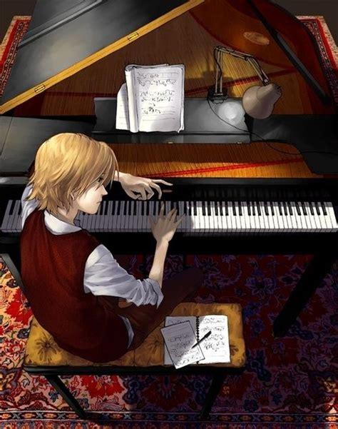 anime piano jace herondale the mortal instruments tmi fan art