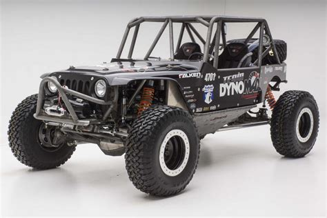 cing jeep mopar at 2014 griffin king of the hammers road race