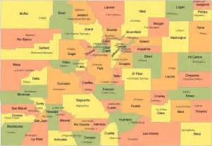 map of counties in colorado with zip codes images