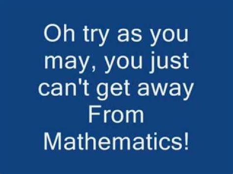 Does An Mba Require More Calculas Or Statisics by Math Song