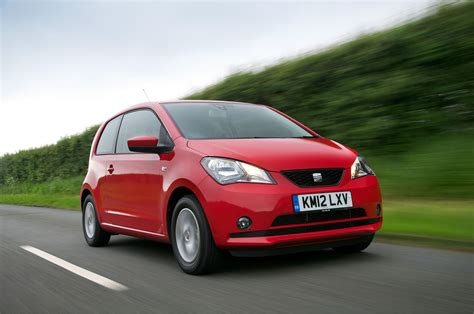 Five funky city cars for £5,000