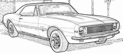 Camaro Super Sport Coloring Pic Autos Post 69 Camaro Coloring Pages