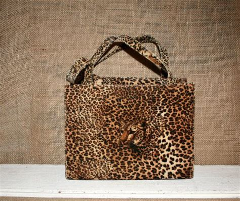 Animal Free Felix Jungle Leopard Print Clutch by Animal Print Purse Leopard Cheetah Purse Tribal