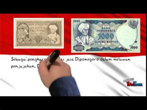 biografi pangeran diponegoro teks biografi pangeran diponegoro smpn2 mgl kls 8i youtube