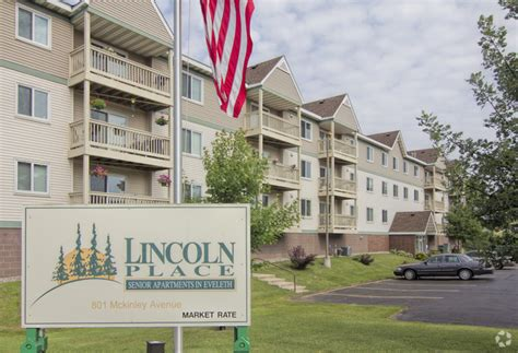Lincoln Appartments by Lincoln Place Apartments Rentals Eveleth Mn