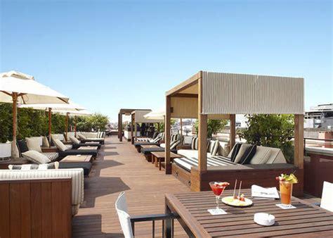 terrasse hotel nos terrasses d h 244 tels coups de coeur 224 barcelone les