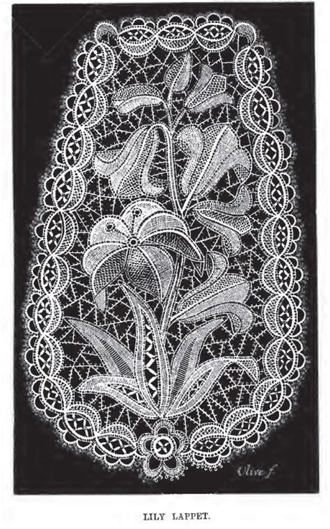 lace making pattern books bobbin lace and pillow lace making patterns 5