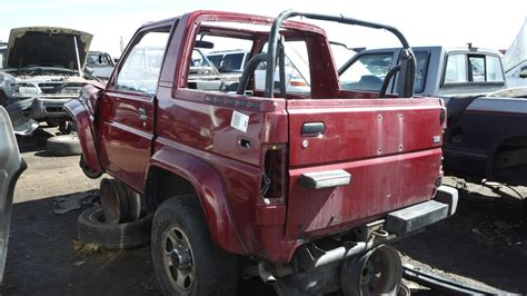 1990 daihatsu rocky junkyard find 1990 daihatsu rocky the truth about cars