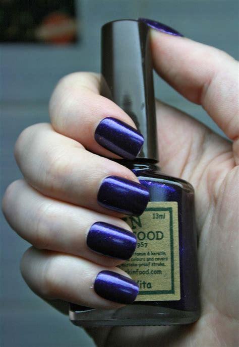 Skin Food Pedicure Vita 5 Purple skin food singapore nail part 1