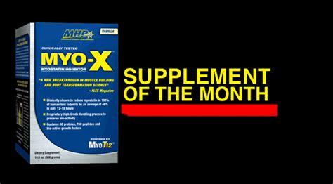 myo x supplement supplement of the month mhp myo x fitness