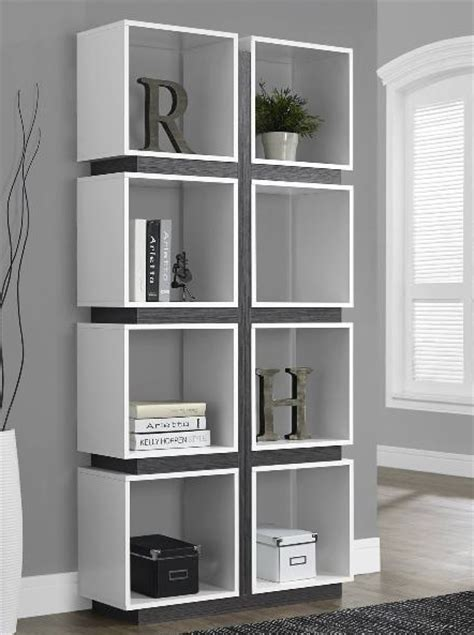 top 7 white bookcases for your home office furniture
