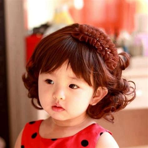 Hairstyles For Baby by Make Your Babies Cuter And Adorable With These