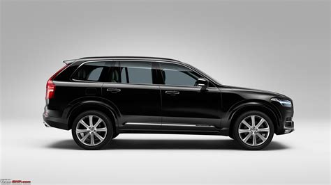 volvo to unveil new xc90 in india on may 12 2015 team bhp