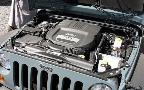 2013 Jeep Wrangler Engine by 2013 Jeep Wrangler Rubicon 10th Anniversary Edition