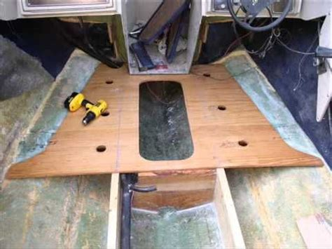 fishing boat floor repair 25 best ideas about boating fun on pinterest boating