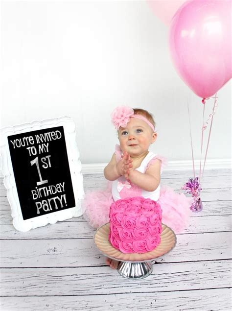 1000 Images About 1st Bday Photo Shoot Ideas On Pinterest 1st | photo shoot for 1st birthday except boy version carol