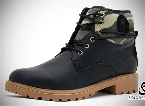 All Rounder Boots Coklat Size 43 mens new combat ankle boots shoes timberland style work uk