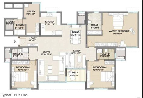 embassy floor plan embassy pristine 3 4 bhk apartments orr bangalore