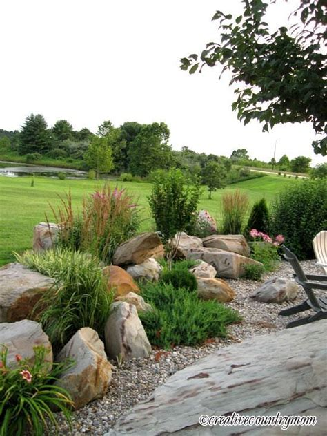 landscaping with boulders how to landscaping with rocks garden decor 1001 gardens