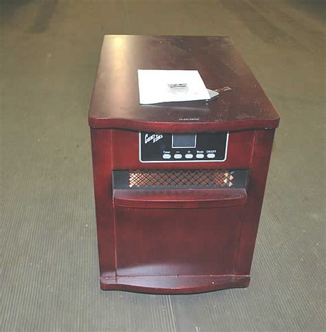 comfort zone infrared heater manual giguere auction upcoming auction listing