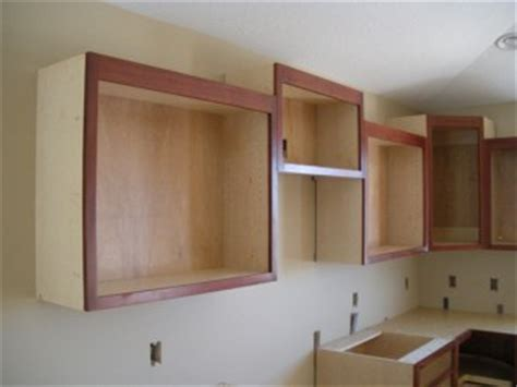 Plans For Building Kitchen Cabinets by How To Build Kitchen Cabinetsdiy Guides