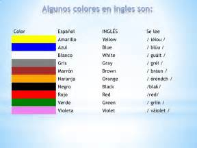 color gris en ingles los colores en ingles