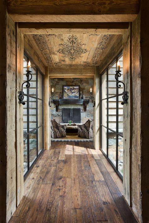 beautiful rustic hallway designs   inspiration