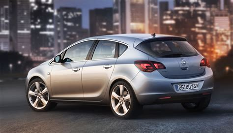 opel vauxhall new opel astra the first class compact