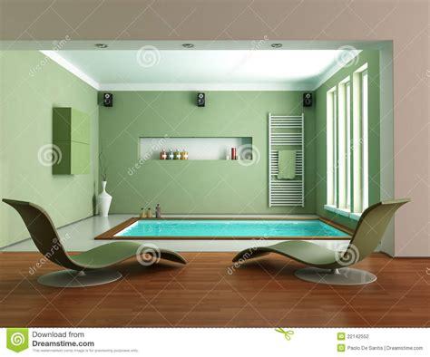stanze da bagno di lusso stanza da bagno di lusso minimalista verde fotografia