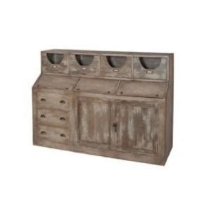 Cabinet Franconville by Upcycle Kitchen Cabinet For Patio Glassware Storage Amberscu