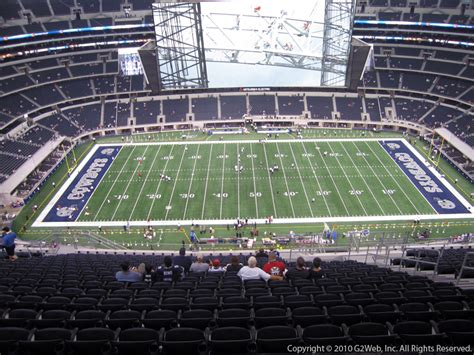 queensland cowboys box seats at t stadium section 442 dallas cowboys rateyourseats