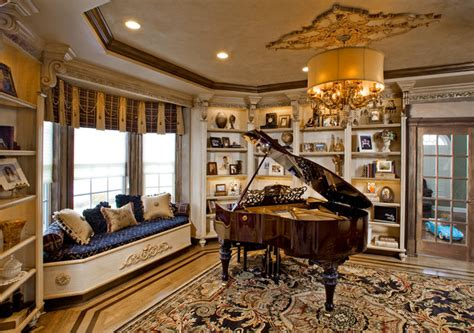Home Designer Suite Piano Baby Grand Piano Living Room Window View Teddy Car In