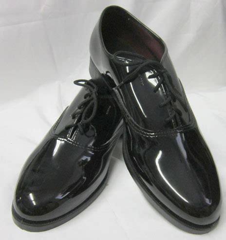new mens black traditional lace up tuxedo shoe dress