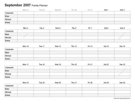 calendars planners calendarsquick