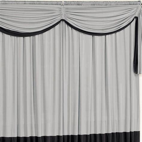 cortinas para estanterias 2 cortina para sala e quarto preto e cinza 3 metros em malha
